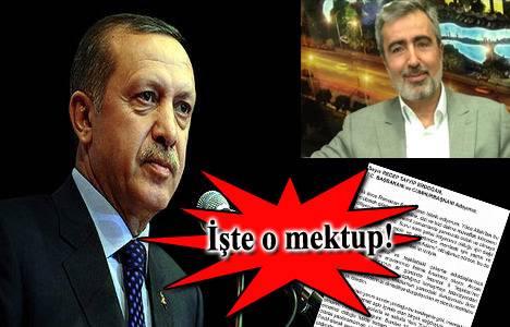 Jet Fadıl'dan Erdoğan'a özel mektup!