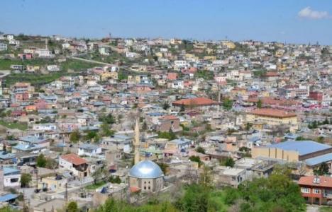 Kayseri Hacılar'da kentsel