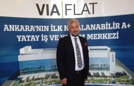Bayraktar İnşaat Ankara'da toplamda 1.5 milyar dolarlık yatırım yapacak!