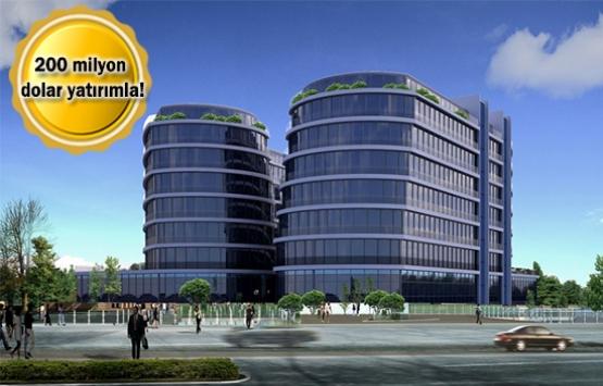 Doğanlar Yatırım Holding'ten Yenibosna'ya karma proje! Yeni proje!