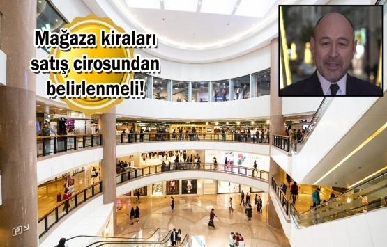 BMD: Ciro kirasına dönmeyen AVM'lerde mağaza açılışları riskli!