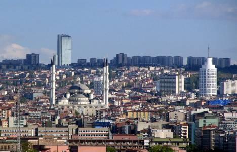 Ankara'da satılık gayrimenkul