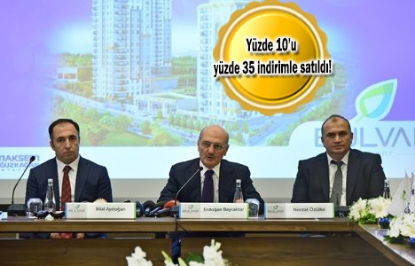 Bulvar Atakent satışa çıktı! Metrekaresi 4 bin 300 TL'ye!