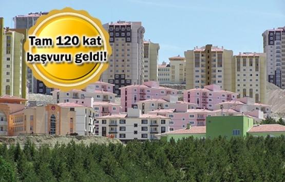 TOKİ'nin o ildeki projesine başvuranlar dikkat!