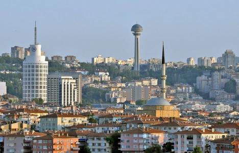 Ankara'da yeni konut