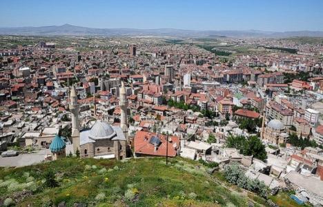 ÖİB Nevşehir arsa