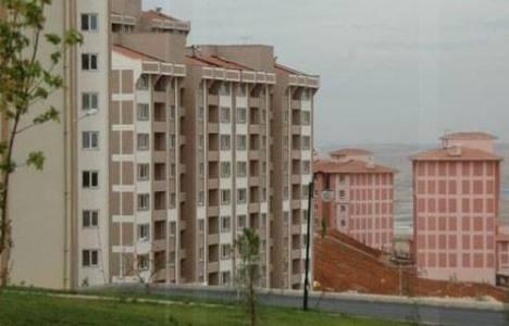 TOKİ Uşak'ta 51