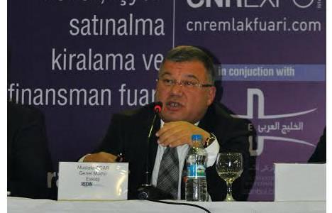 Mustafa Acar: Lisanslı emlak müşavirliği yasa tasarısı sektörü hak ettiği noktaya taşıyacak!
