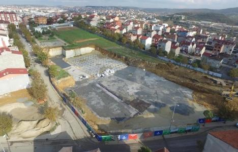 Boğazköy Kültür ve Spor Merkezi'nin inşaatı başladı!