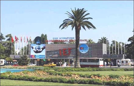 İzmir Kültürpark restore
