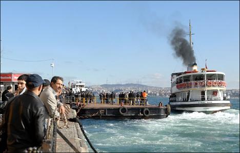 Karaköy Şehir Hatları Vapur İskelesi ve İskele Binası ihaleye çıkıyor!