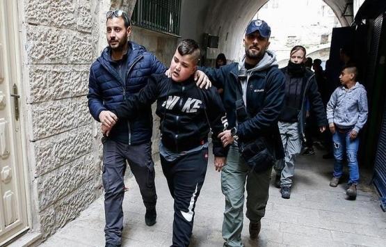 Filistinliler zorla evlerinden