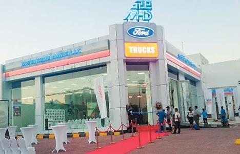 Ford Otosan Körfez ve Ortadoğu'da 3 yeni bayi açtı!