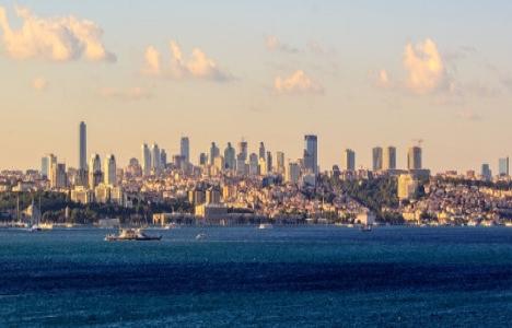 İstanbul'un nüfusu artarken
