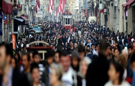 İstanbul'da turist sayısı