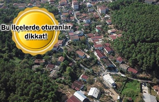İstanbul'daki kaçak yapıların yıkımı başladı!