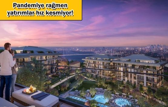Tahincioğlu yeni konut projeleri için düğmeye bastı!