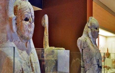Kültür Bakanlığı 4 bin tarihi eseri ait olduğu topraklara teslim etti!