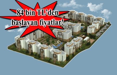 Körfezkent 3 Emlak Konutları'nda 196 daire yarın satışta!