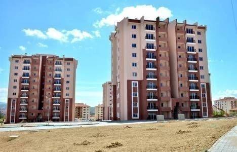 Kırşehir Kurancılı'ya TOKİ