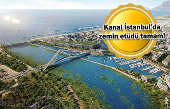 Kanal İstanbul ihalesi