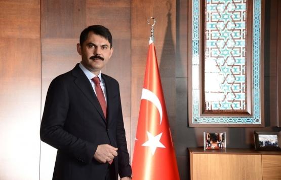Murat Kurum: Akıllı göz ile kaçak yapılaşmaya ilişkin ciddi bir adım atacağız!