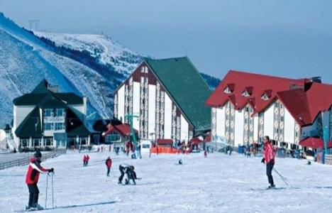 Kar yağışlarının başlamasıyla kayak merkezleri hareketlendi!