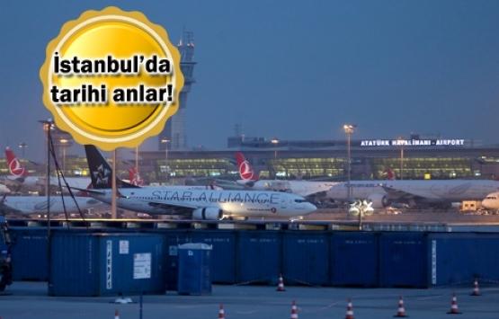 İstanbul Havalimanı'na taşınma işlemi başladı!