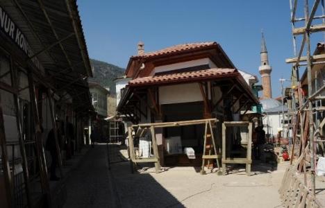 Konya Akşehir Arasta