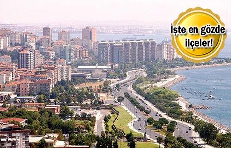 İstanbul'daki fabrika bölgelerinde