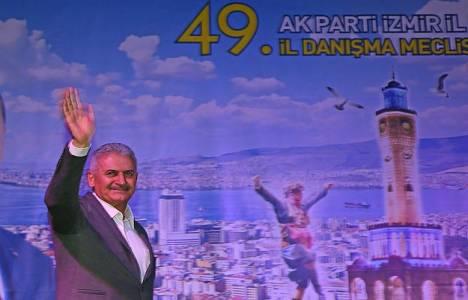 Binali Yıldırım: Belediyelerin kapısı İzmirlilere sonuna kadar açık olacak!