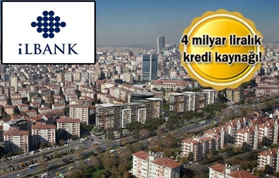 İLBANK'tan kentsel dönüşüme