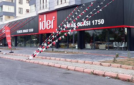 İder Mobilya Kayseri'de ilk mağazasını açtı!