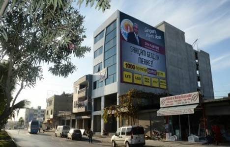 Adana Büyükşehir Belediyesi Sarıçam'a gençlik merkezi açtı!