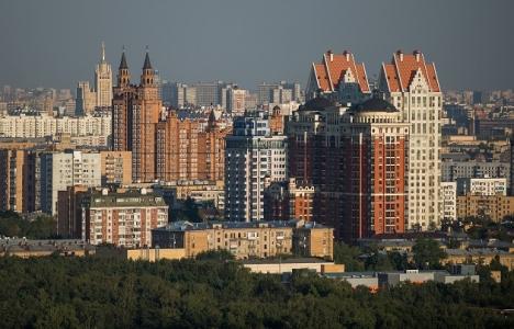 Rusya'da konut satışları yüzde 38 düştü!