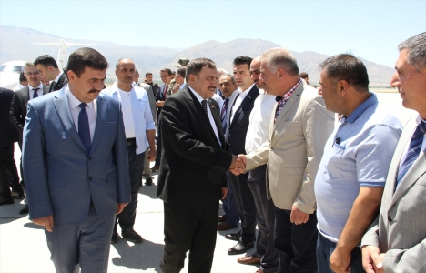 Erzincan'da 100 milyon TL'lik 12 tesisin temeli atıldı!