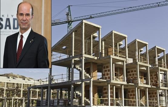Türkiye'deki inşaatlarda yerli ürünler kullanılmalı!