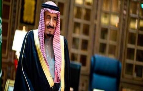 Suudi Arabistan Kralı