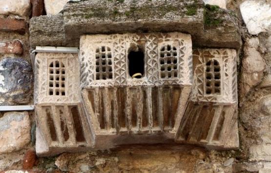 Tokat'taki 500 yıllık yapıya turistler akın ediyor!