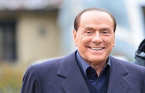 Silvio Berlusconi villasını
