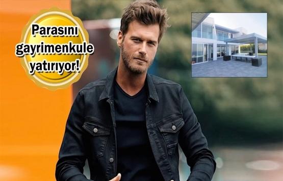 Kıvanç Tatlıtuğ Bodrum'dan 12 milyon TL'ye ev aldı!