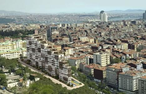 Bomonti, inşaatın gözdesi