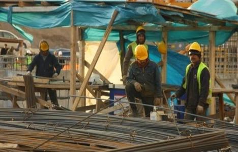 Kasım ayında inşaat