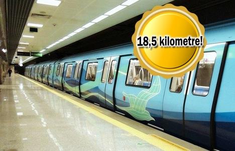 Mahmutbey-Bahçeşehir-Esenyurt Metro Hattı'nın ihalesi yarın!