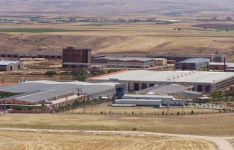Organize Sanayi Bölgesinin ilk atıksu arıtma tesisi açıldı!