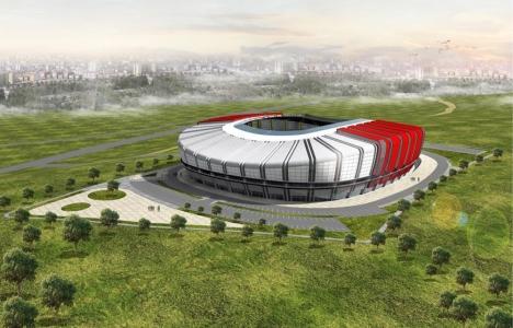 Karaman Şehir Stadyumu için çalışmalar başladı!