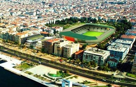 Karşıyaka Stadı'nın yıkım