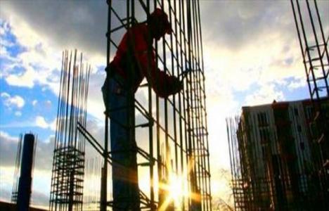 TOKİ inşaat işçilerine mesleki dersler vermeye başladı!