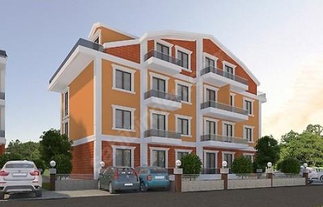 Yuvacık Tınaztepe Evleri'nde dubleks daireler 110 bin TL'ye!