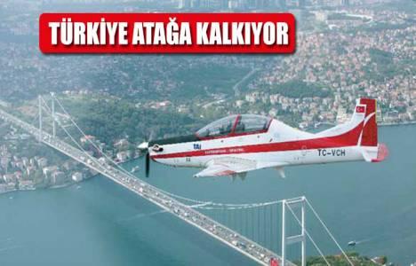 Türkiye yerli uçak üretimi için atağa kalkıyor!